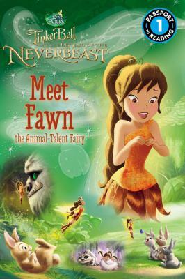 Meet fawn, the animal-talent fairy
