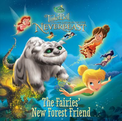 Tinker Bell and the legend of the NeverBeast :