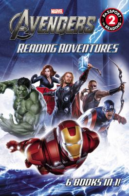 The Avengers Reading Adventures