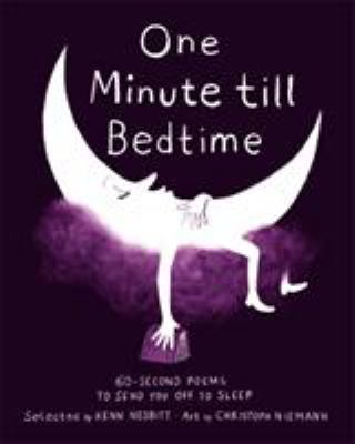 One minute till bedtime :