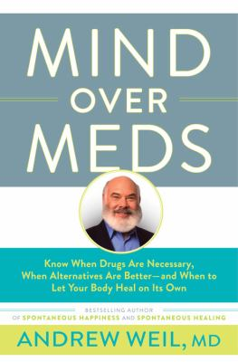 Mind over meds :