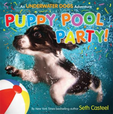 Puppy pool party! :