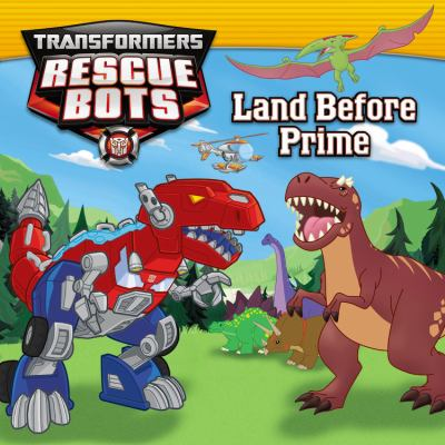 Land before Prime