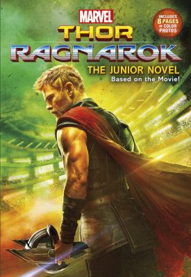 Thor : Ragnarok : the junior novel