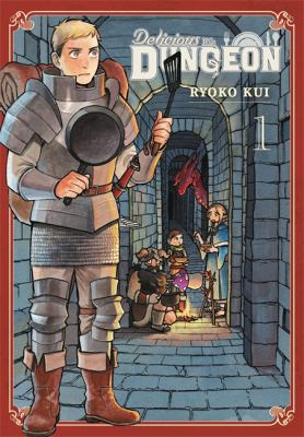 Delicious in dungeon. 1