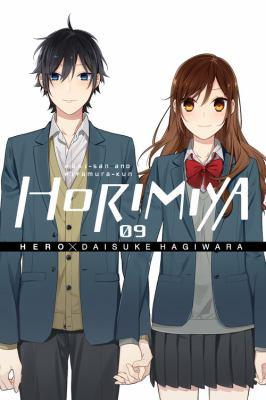 Horimiya. 09 : Hori-San and Miyamura-Kun