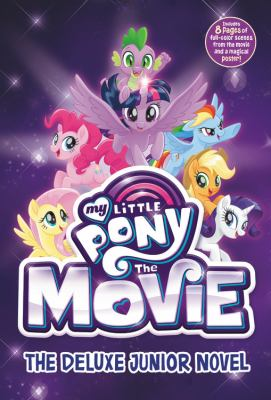 My little pony, the movie : the junior novel