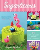 Book cover of Sugarlicious