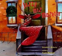 Jazzy Miz Mozetta Book Cover