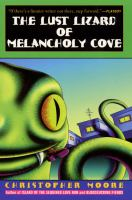 The Lust Lizard of Melancholy Cove book cover
