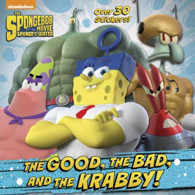 The good, the bad, and the krabby!