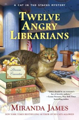 Twelve angry librarians