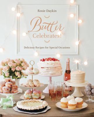 Butter celebrates! :