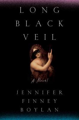 Long black veil :
