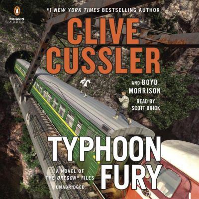 Typhoon fury : a novel of the Oregon files