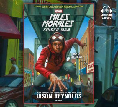 Miles Morales : a Spider-Man novel