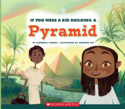 If you were a kid building a pyramid