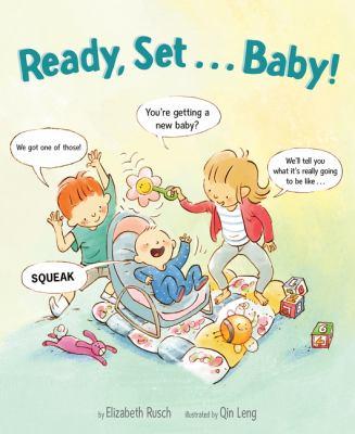 Ready, set … baby!