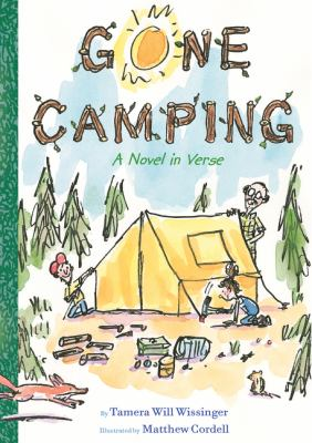 Gone camping :