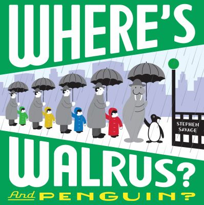 Where's Walrus? :