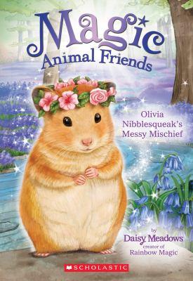 Olivia Nibblesqueak's messy mischief
