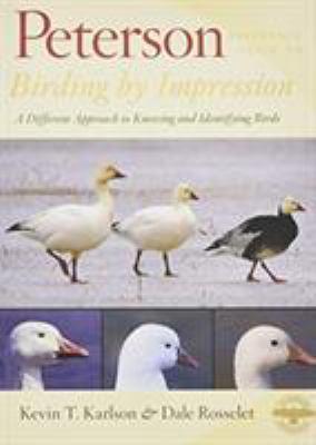 Birding by impression :