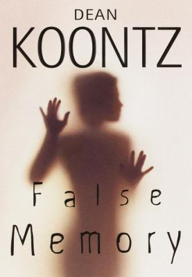 False Memory Book Cover