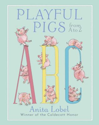 Playful pigs :