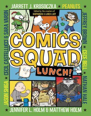Comics Squad : lunch!