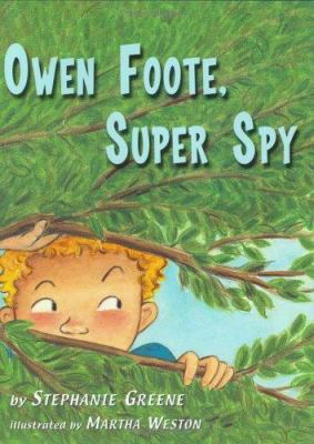 Owen Foote, super spy
