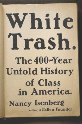 White trash :