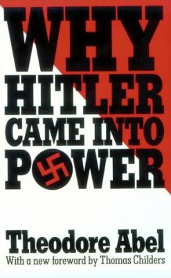 Why Hitler came into power