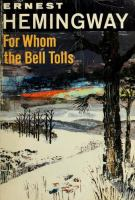 Cover of For Whom the Bell Tolls