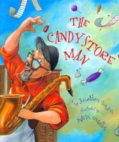 The Candystore Man book cover