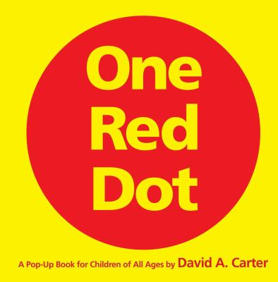 One red dot :