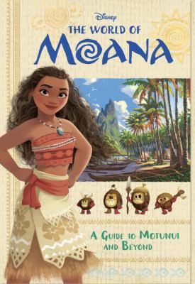 The world of Moana :