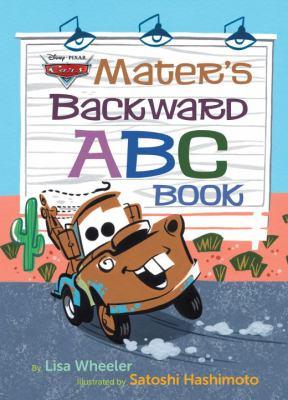 Mater's backward ABC book
