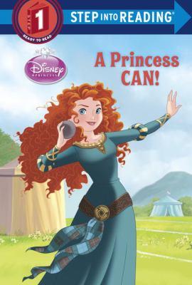 A princess can!