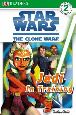 Star Wars, the clone wars. Jedi in training