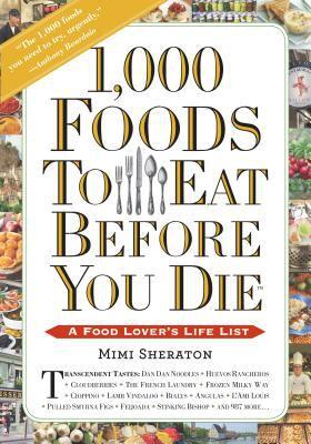 1,000 foods to eat before you die :