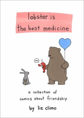 Lobster is the best medicine :
