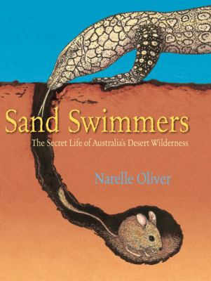 Sand swimmers :