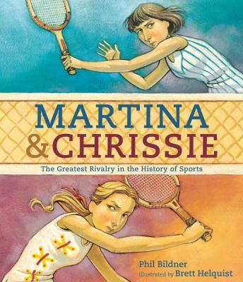 Martina & Chrissie :