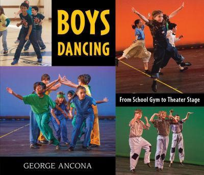 Boys dancing :