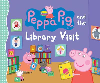 Peppa Pig and the library visit.