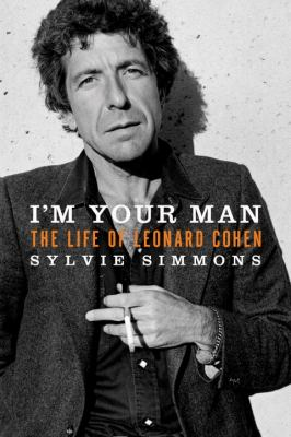Leonard Cohen I'm your Man book cover