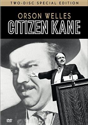 Citizen Kane movie cover