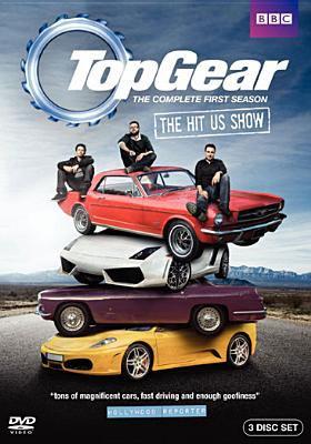 Top gear. Season 1, Disc 3