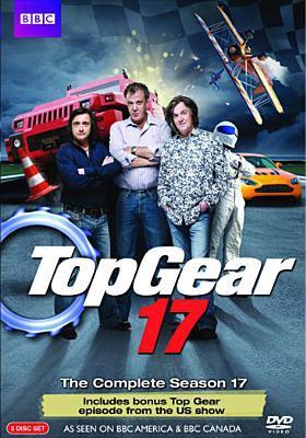 Top gear. Season 17, Disc 3