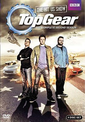 Top gear. Season 2, Disc 4